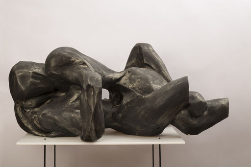 FUSION II. 2015.  70 x 100 x 40 cm. Poliuretano