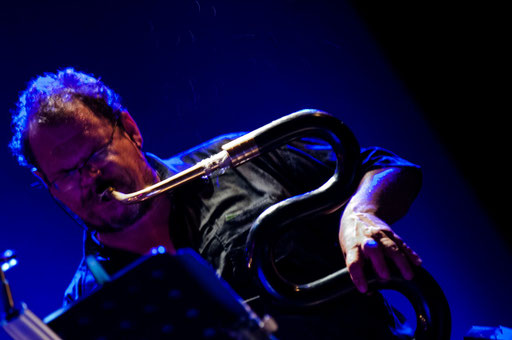 Michel Godard Time in jazz Berchidda