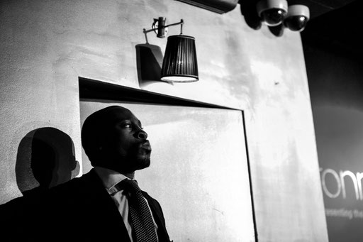 Michael Mwenso. Ronnie Scott's Jazz Club & Ronnie's Bar