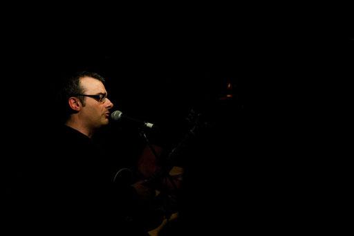 Joe Pisto Scott's Jazz Club & Ronnie's Bar LOndon
