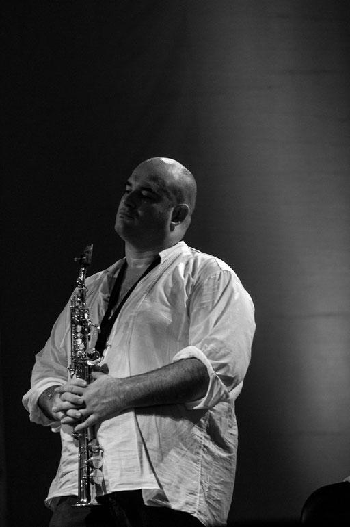 Gavino Murgia  Time in jazz Berchidda