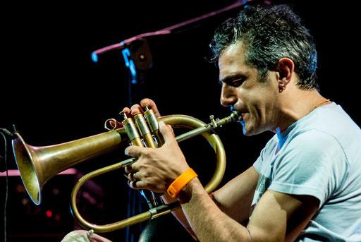 Paolo Fresu Time in jazz Berchidda