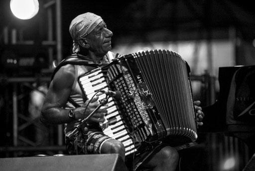 Antonello Salis  Time in jazz Berchidda