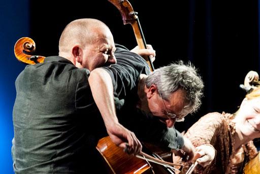 Ernst Reijseger, Giovanni Sollima Time in jazz Berchidda