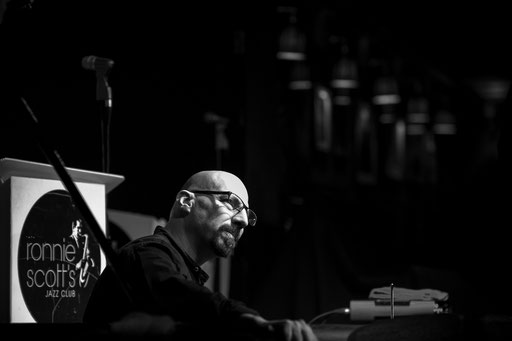 Enzo Zirilli @ Ronnie Scott's Jazz Club London
