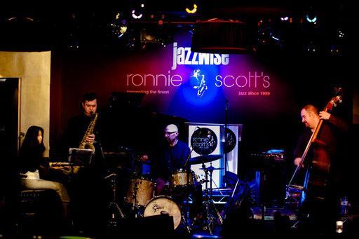 Enzo Zirilli Ronnie Scott's Jazz Club & Ronnie's Bar London