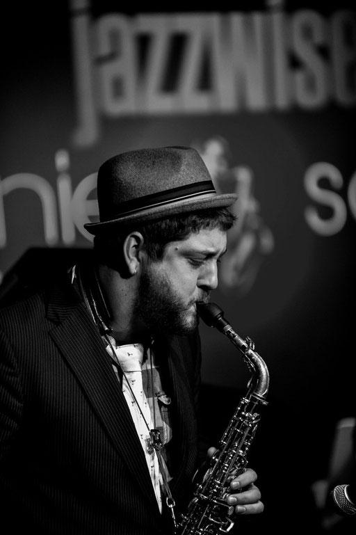 James Gardiner-Bateman Ronnie Scott's Jazz Club  London