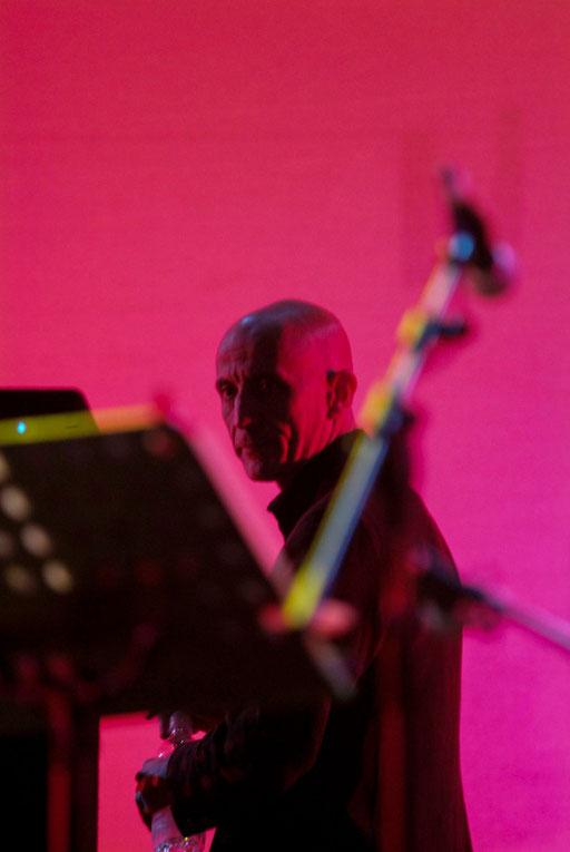 Peppe Servillo Time in jazz Berchidda