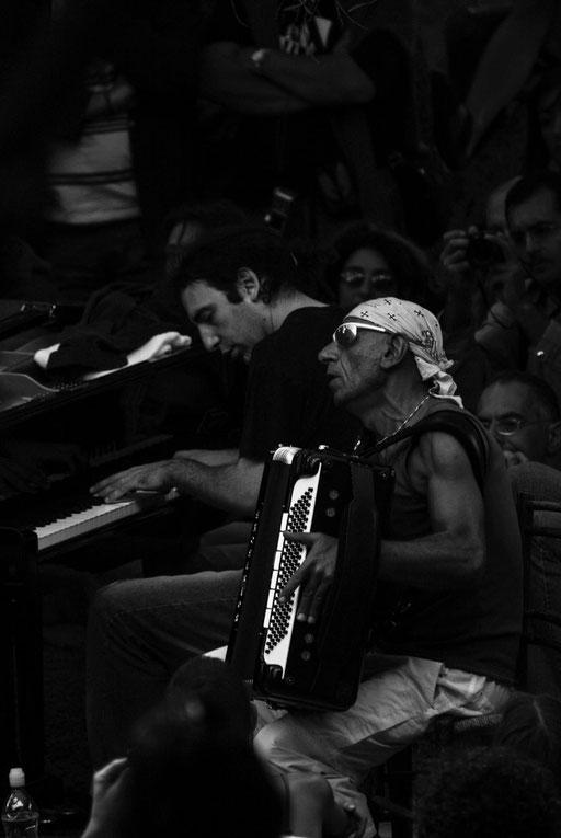 Antonello Salis & Stefano Bollani Time in jazz Berchidda