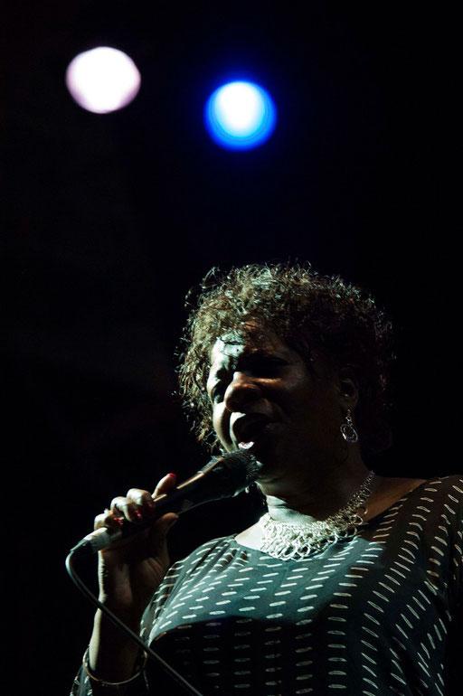 Barbara Walker Time in jazz Berchidda