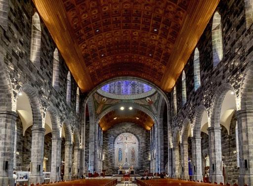 Kathedrale von Galway (erbaut 1958-1965)