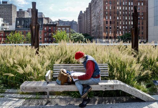 auf der Highline