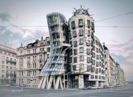 Das Tanzende Haus von Frank O.Gehry