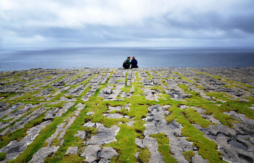 auf den Aran Islands