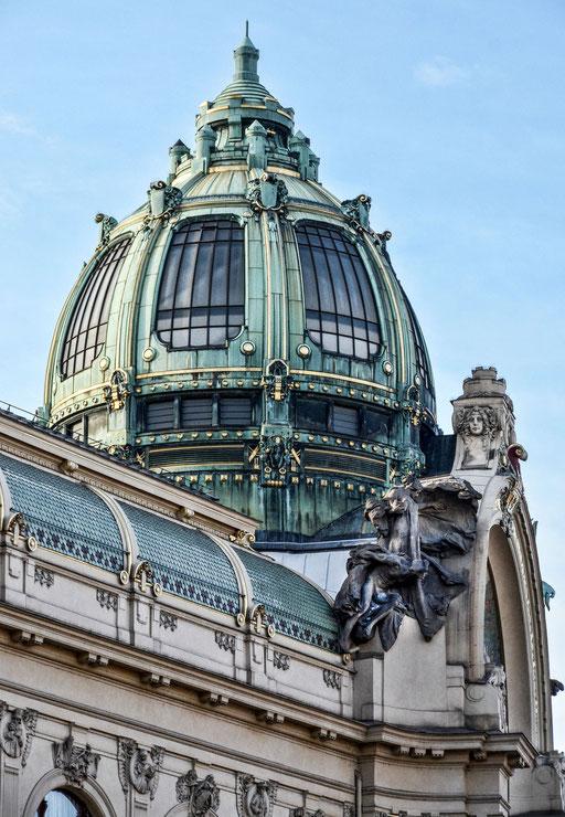 Gemeindehaus - Kuppel