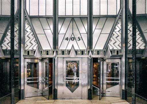Chrysler Building - Eingangsbereich