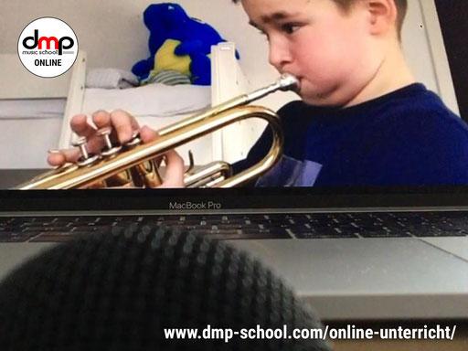 Trompetenunterricht online