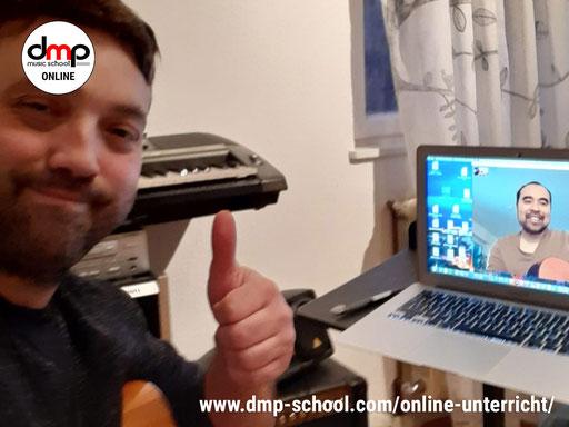 Online Probeunterricht
