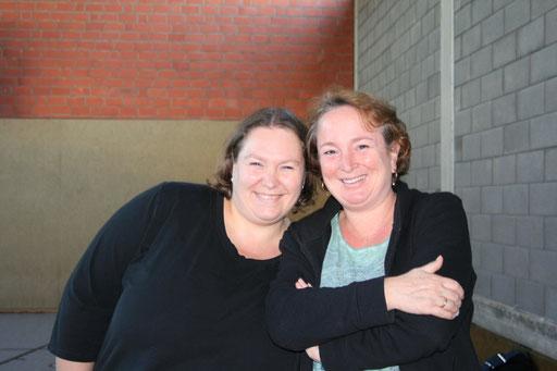 Besuch aller aktiven Tanzgruppen im Vorfeld der Session 2018/19 - Betreuerin Ruth und Tamara