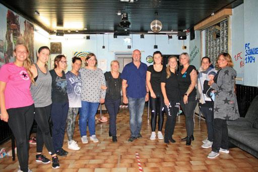 Besuch aller aktiven Tanzgruppen im Vorfeld der Session 2018/19 - Pap de Mul