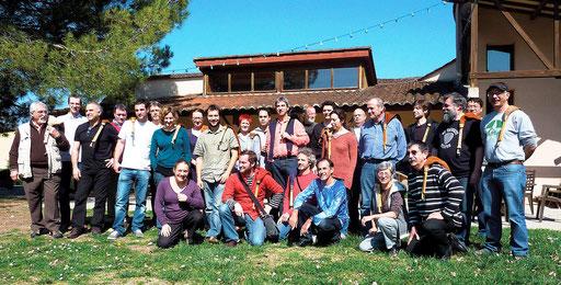 Rencontres Bohaires de Gasconha Barbaste 2012