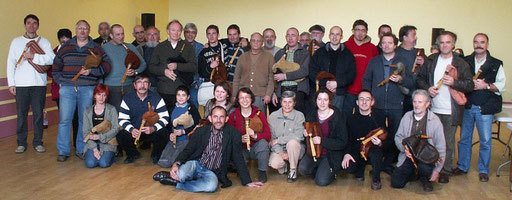 Rencontres Bohaires de Gasconha Eauze 2008