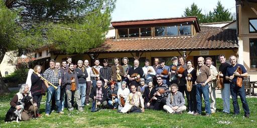 Rencontres Bohaires de Gasconha Bourrideys 2011