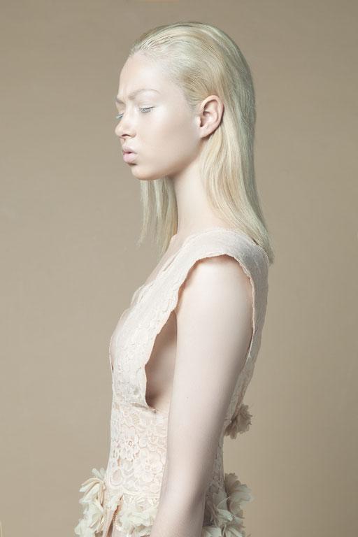 Photo: Sara El Beshbichi / Makeup by Roberta Cioli