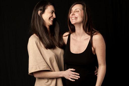 Photo: Sara El Beshbichi / Sara e Valentina