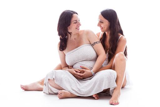 Photo: Sara El Beshbichi / Sara e Ilaria