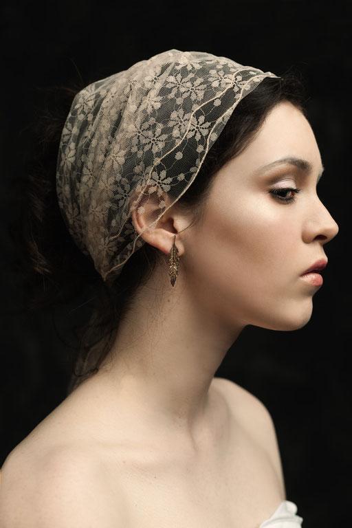 Photo: Sara El Beshbichi / Jewels by Laura Bassan - Makeup by Giada Rusmini