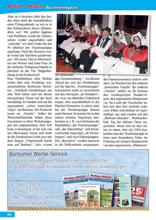 Borkum-Aktuell – Das Inselmagazin - Dezember 2016