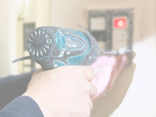 電気スイッチの交換【新潟市の事務所・会社電気設備|人気工事】