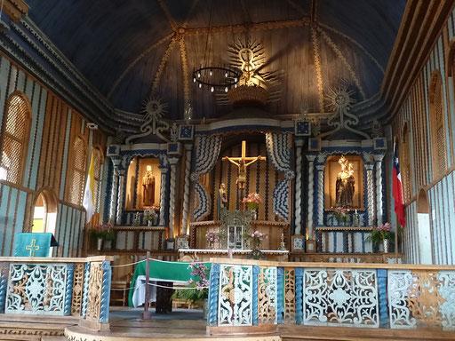 Kirche von Anchao