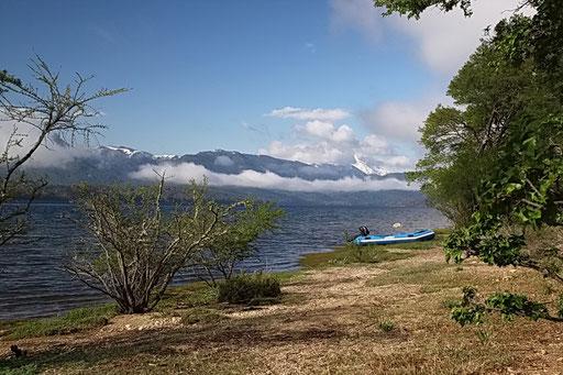 Lanin N.P. - Lago Quillen