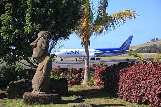Hanga Roa International Airport