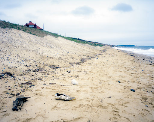 Reinforced beach, Easton Bavents
