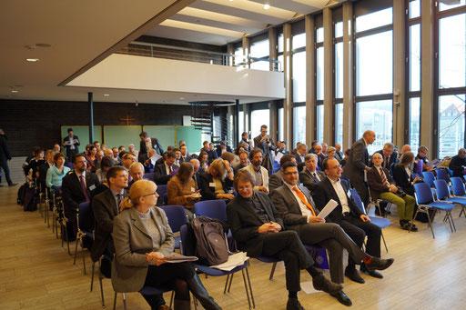 Einführung und Eröffnung | Social Talk 2016 © Sabine Schlitt, EKKW