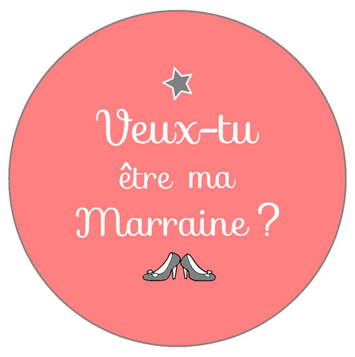 Miroir super marraine