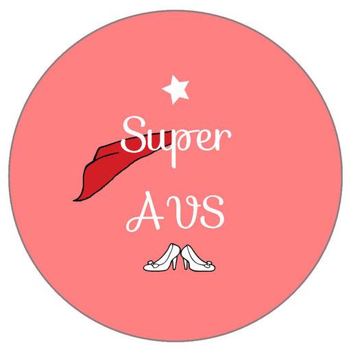 Super AVS badge miroir magnet décapsuleur