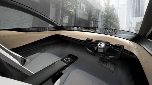 Concept Nissan IMx Kuro Mars 2018