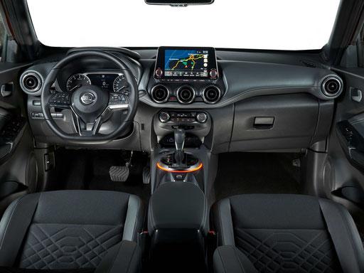 Nissan JUKE 2019 TEKNA