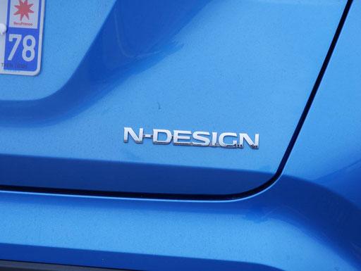 Nissan JUKE 2019 N-DESIGN