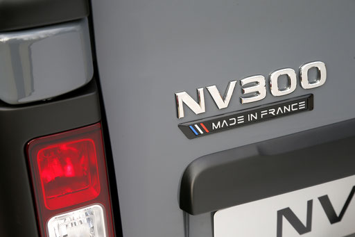 fourgons NISSAN 2021 Made in France