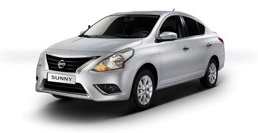 Nissan Sunny - prod Egypte