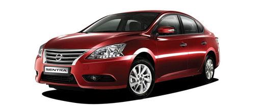 Nissan Sentra - prod Egypte