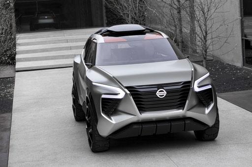 Concept Nissan Xmotion Janvier 2018