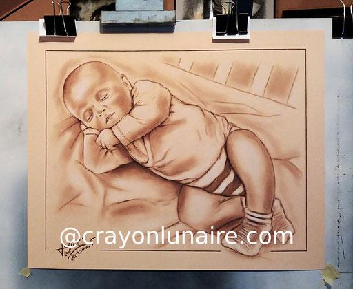 Portrait-bebe-sanguine-medicis