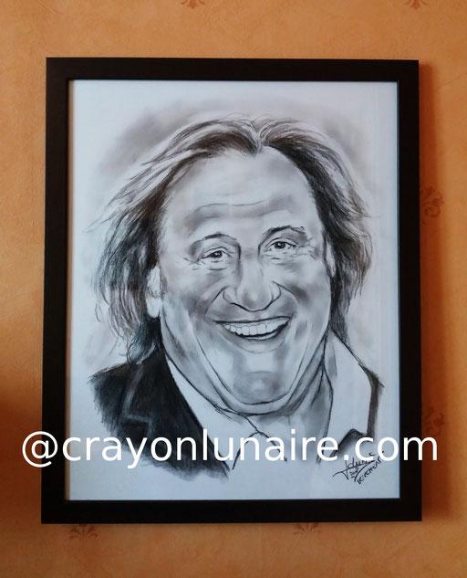 Gerard-Depardieu-portrait-au-fusain