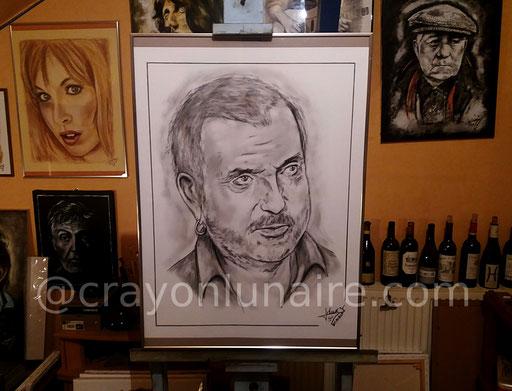 Bernard-Lavilliers-portrait-fusain